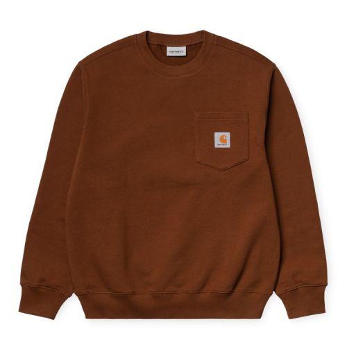 carhartt pocket mann sweatshirt I027681