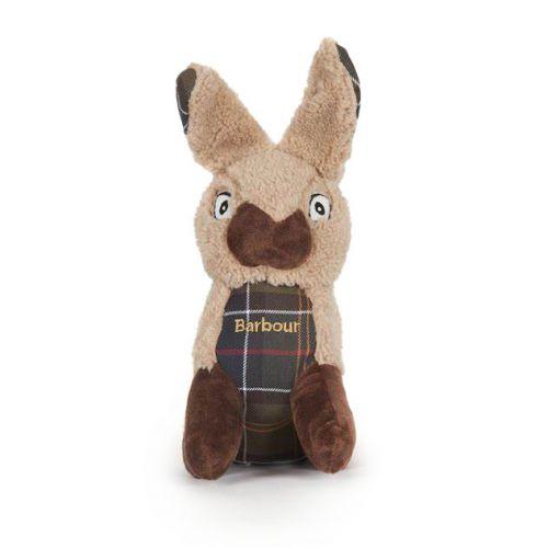 barbour rabbit dog toy pet design DAC0076