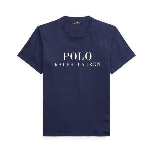 ralph lauren s/s crew branded hombre t-shirt 714-830278