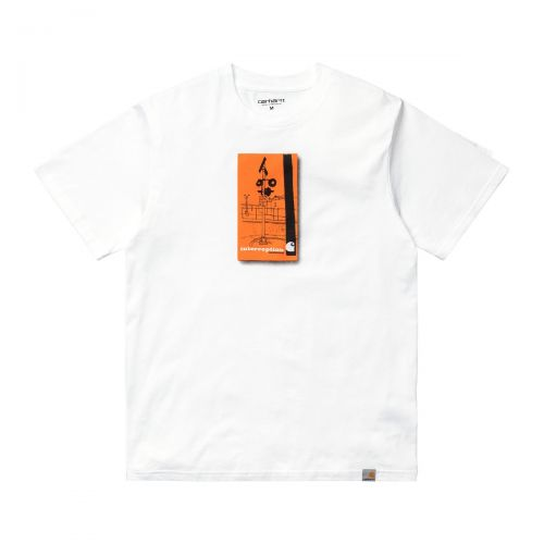 carhartt s/s interception uomo t-shirt I029061