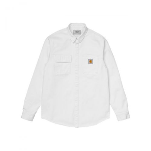 carhartt salinac shirt jac homme vêtements d'extérieur I029151