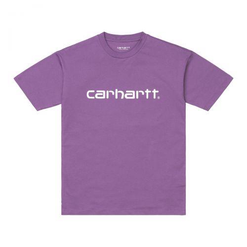 carhartt w' s/s script donna t-shirt I029076