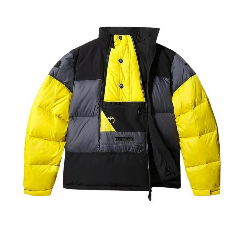 the north face steep tech down jacket capospalla NF0A4QYTSH31