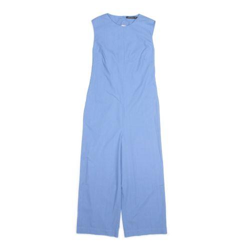 department 5 tuta pantalone con scollo donna cintura D20A80