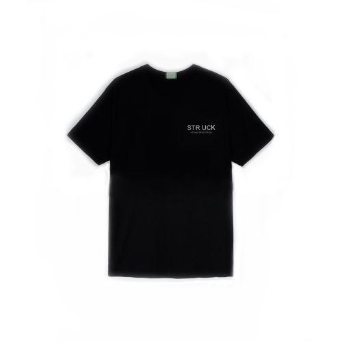 struck ricamo logo uomo t-shirt ST0222
