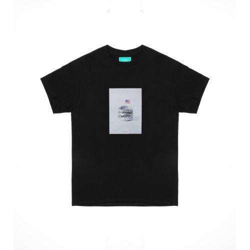 back side club silver vynil hombre t-shirt TH118