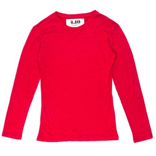 bottega chilometri zero manica lunga donna maglia DD19432