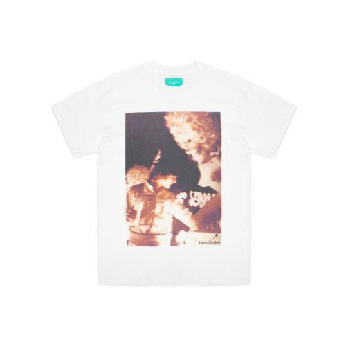 back side club milk graphic uomo t-shirt TH150