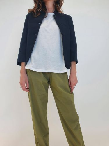 bottega chilometri zero 4.10 guro rainer woman pants DD20163