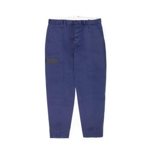 nine:inthe:morning archive laser pocket uomo pantaloni AR13