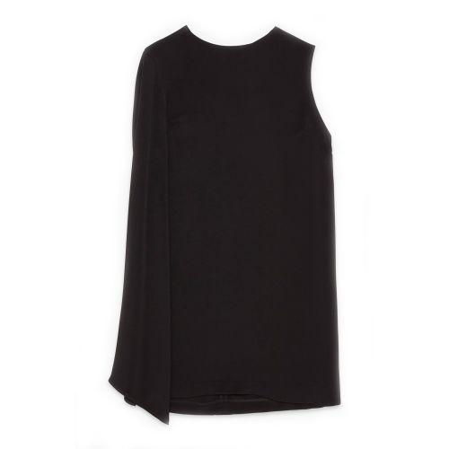 tresor by ottod'ame mini con una spalla scoperta woman shirt TC4251