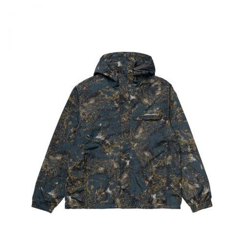 carhartt terra jacket stampa satellite man outerwear I028757