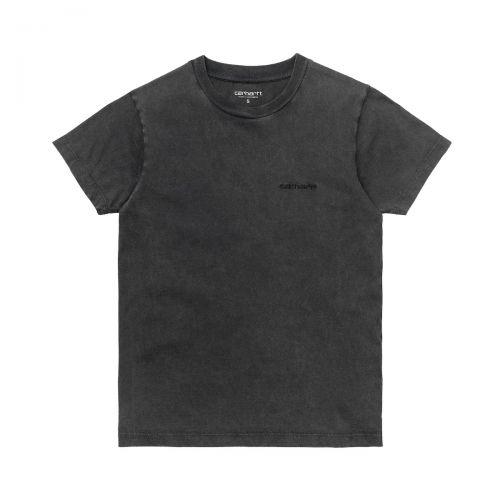 carhartt s/s mosby script donna t-shirt I029078