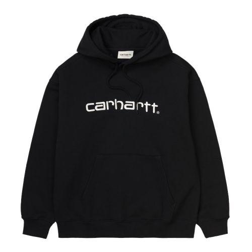 carhartt w' hooded woman hooded sweatshirt I027476.03