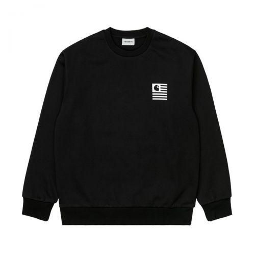carhartt wavy state man sweatshirt I028984