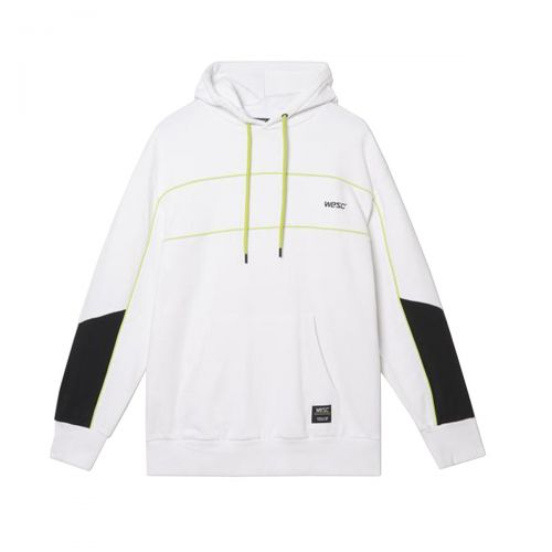 wesc mike paneled unisexe sweat à capuche L1121960
