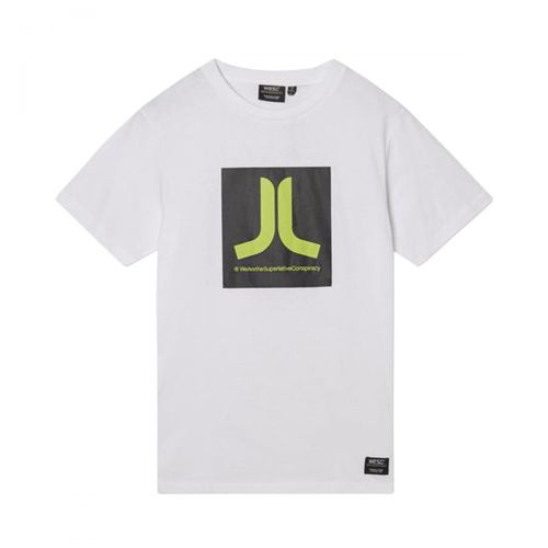 wesc max box icon unisex t-shirt L1122010