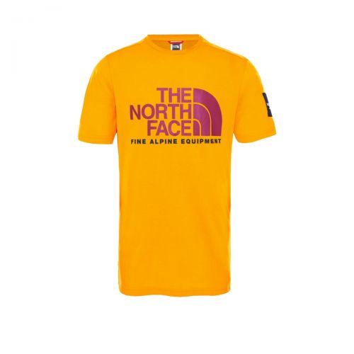 the north face fine alpine 2 mann t-shirt NF0A4M6N56P1