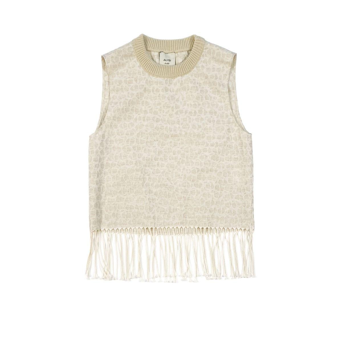 alysi blusa tapestiry bubble donna blusa 101275