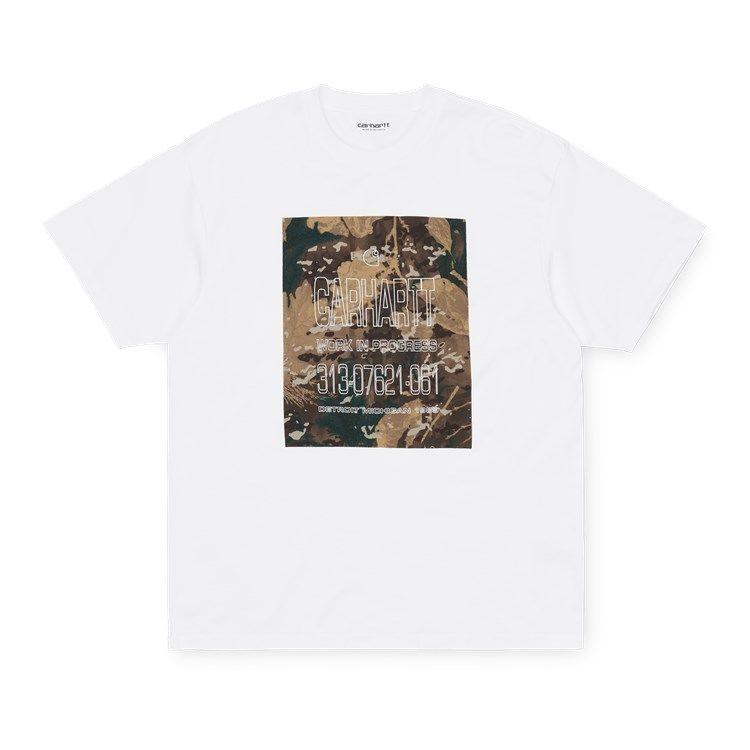 carhartt camo mil uomo t-shirt  I028463