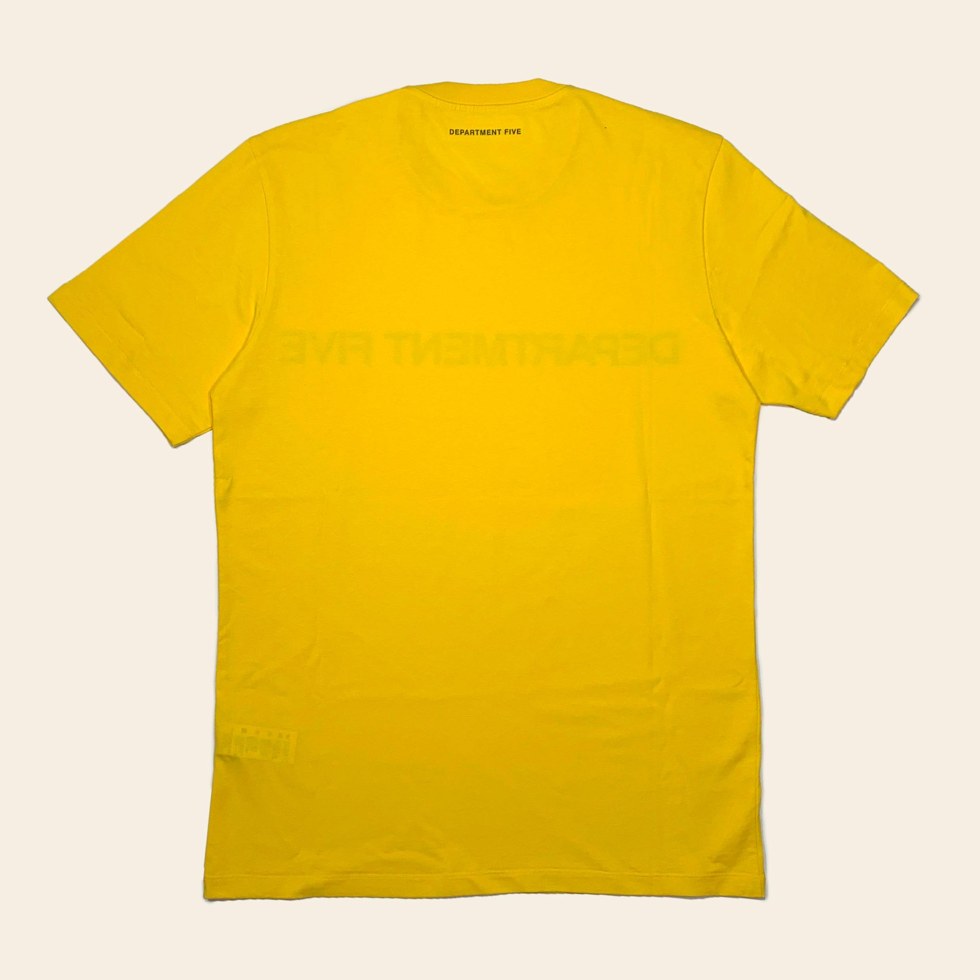 department 5 gars l man t-shirt U00TL1