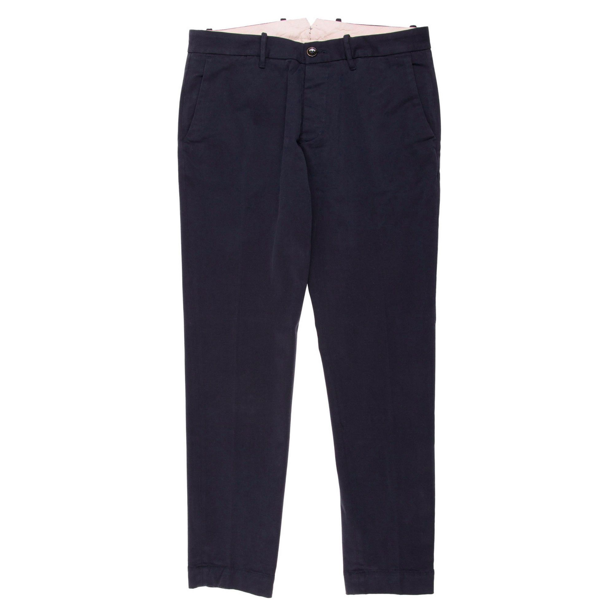 nine:inthe:morning easy slim chino homme pantalon ES80