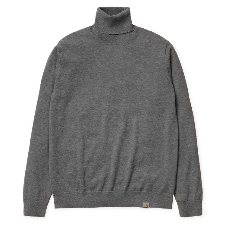 carhartt playoff turtleneck sweater hombre cárdigan I023368