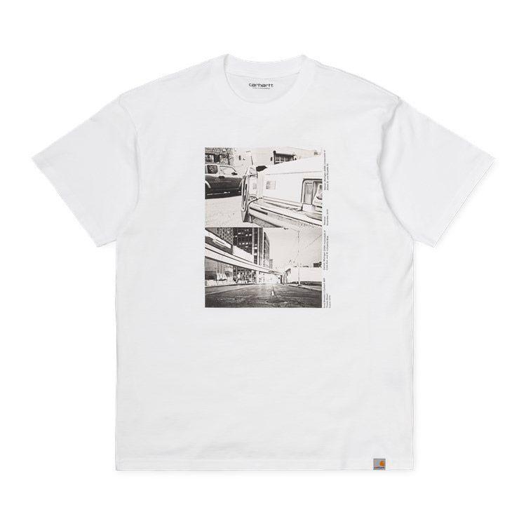 carhartt s/s suraj bhamra reverse homme t-shirt I027766