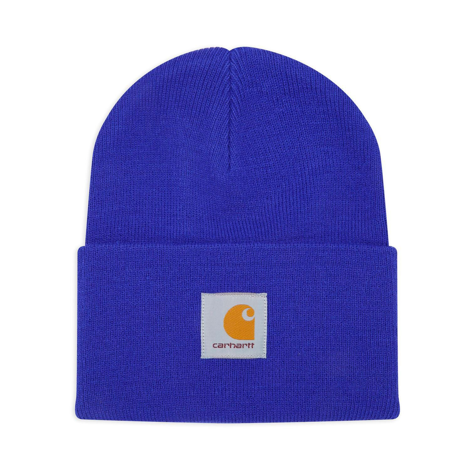 carhartt acrylic whatch hat unisexe casque I020222