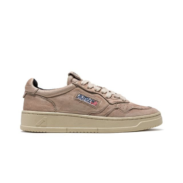 autry low woman sneakers AULWGG02