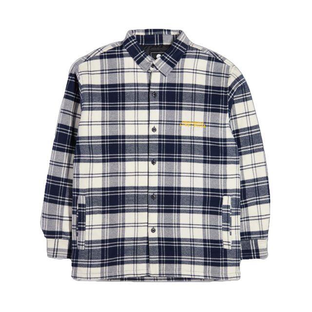 edwin sven shirt lined ls uomo camicia I029726