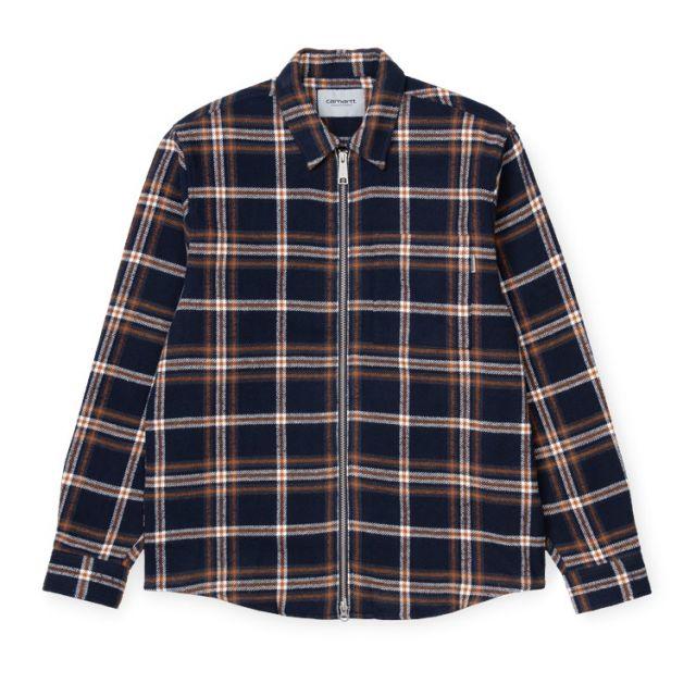carhartt l/s bryan  uomo camicia I0282332