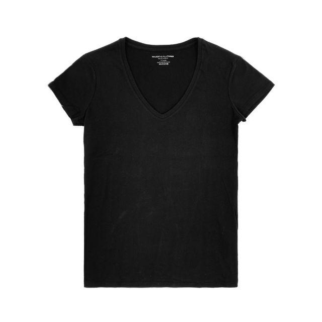majestic filatures jamie donna t-shirt M007-FTS149