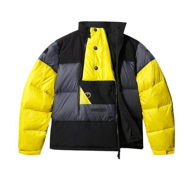 the north face  steep tech down jacket uomo capospalla NF0A4QYTSH31