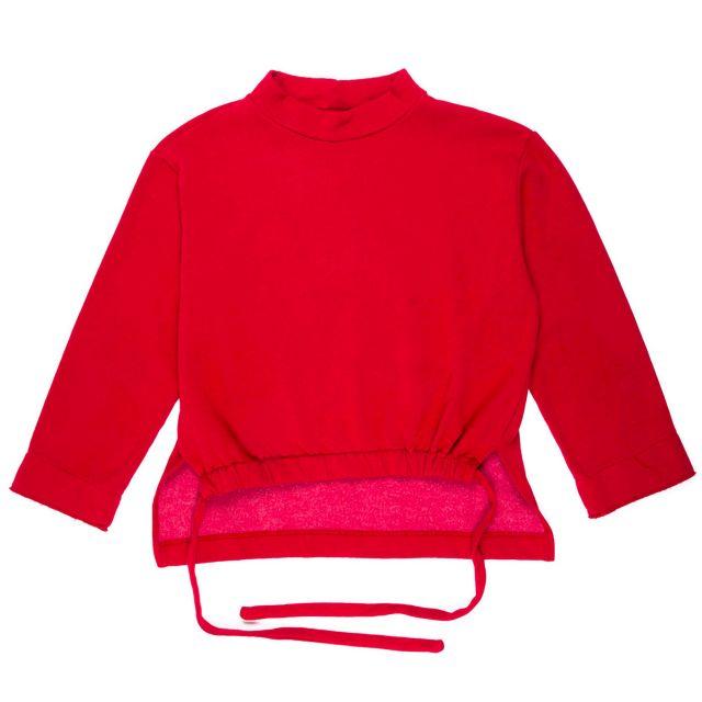 bottega chilometri zero laccio modal donna sweat-shirt DD19431