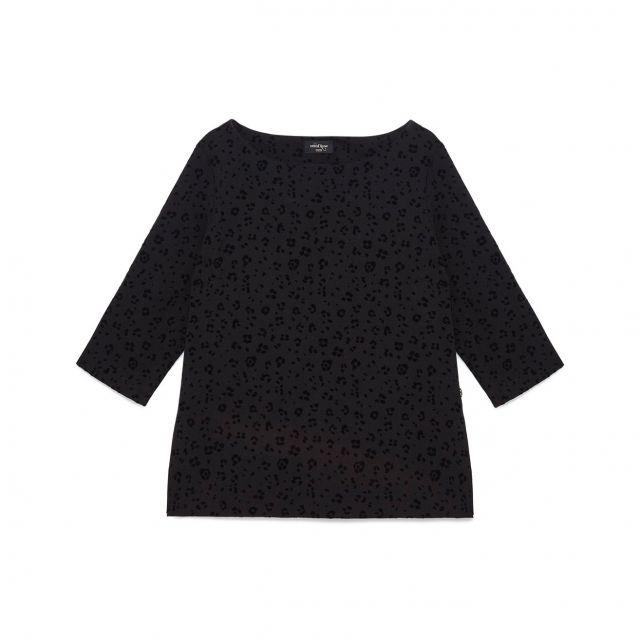 ottod'ame maculata donna sweat-shirt EC4189
